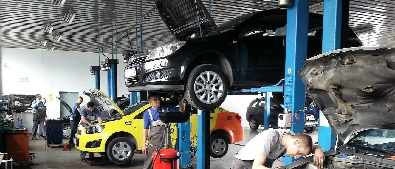 Opel servis Auto Mirkos Požarevac