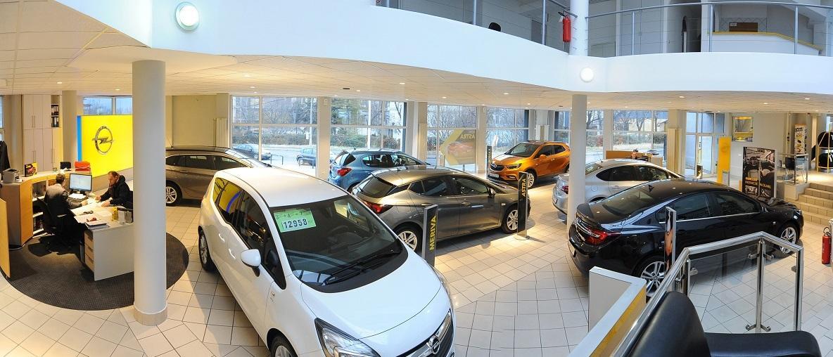 Opel PSC Auto Beograd