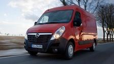 Opel Movano Panel Van