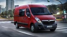 Opel Movano Combi Bus