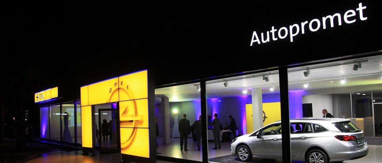 Opel Autopromet Novi Beograd