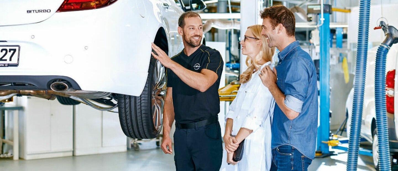 Opel servis Autopromet Novi Beograd